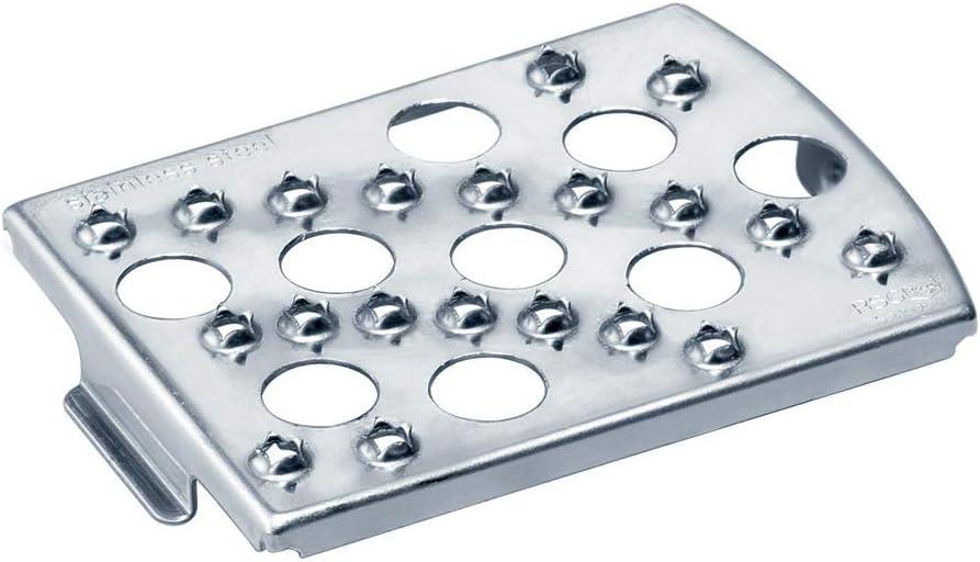 Bosch MCZ4RS1 - Accesorio de rallador grueso para robot de cocina de la serie MCM4 (acero): Amazon.es: Hogar