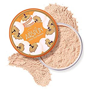 Coty Airspun Loose Face Powder 2.3 Oz Honey Beige Light Peach Tone Loose Face Powder, for Setting or Foundation…