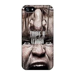 AlainTanielian Iphone 5/5s Durable Cell-phone Hard Covers Custom High Resolution Rise Against Pattern [cmy6504nEUg]