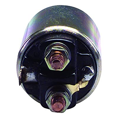 New 12V Starter Solenoid For Chevy 305 350 454 Mini Super Torque Series 3 HP 23343-04E00 23343-04E01 23343-36A00 23343-36A01 23343-M4900 23343-V5301: Automotive