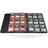 """BCW 1-ALB1P-CA-BLK 1"""" Premium Album Collectors"""