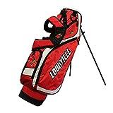NCAA Louisville Cardinals Nassau Golf Stand Bag