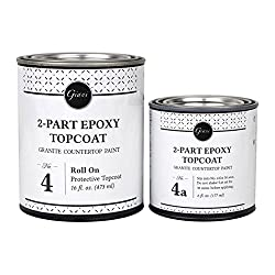 Giani Granite Paint 2-part Epoxy Topcoat Kit
