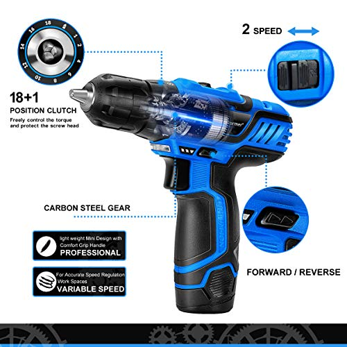 Buy what's the best cordless drill