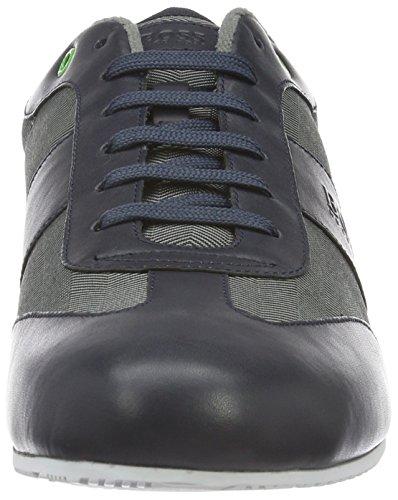 BOSS Green Lighter_Lowp_Nyhr 10193634 01, Zapatillas Para Hombre Negro (Open Grey 060)