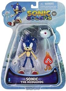 "Amazon.com: Sonic the Hedgehog ~5"" Mini-Figure & 2 Wisp ..."
