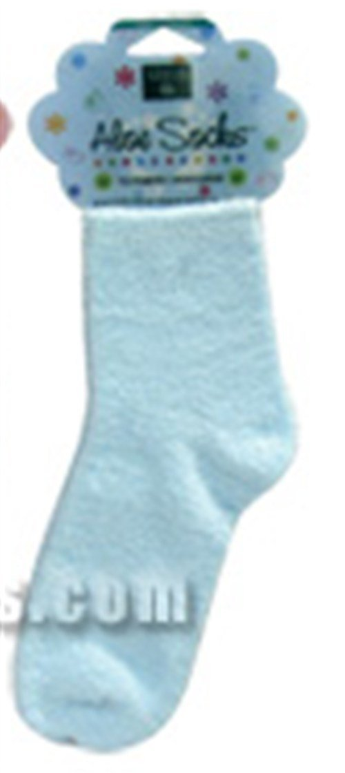 Earth Therapeutics Spa Socks Aloe Infused Blue