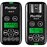 Phottix Ares II Wireless Flash Trigger Kit - Transmitter and Receiver (PH89550)