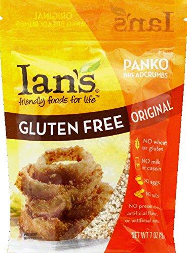 Ians Original Panko Breadcrumbs, 7 Ounce - 8 per case.