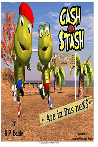 Cash and Stash: Are In Business ebook