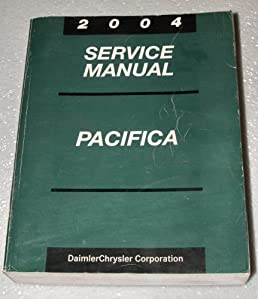 2004 chrysler pacifica service manual complete volume rh amazon com 2004 chrysler pacifica repair manual 2004 chrysler pacifica manual pdf
