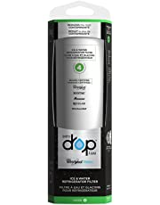EveryDrop Premium Refrigerator Water Filter Replacement (EDR4RXD1B). The ONLY water filter approved for*: Maytag (UKF8001), Whirlpool, KitchenAid, Amana brand refrigerators. (4396395)