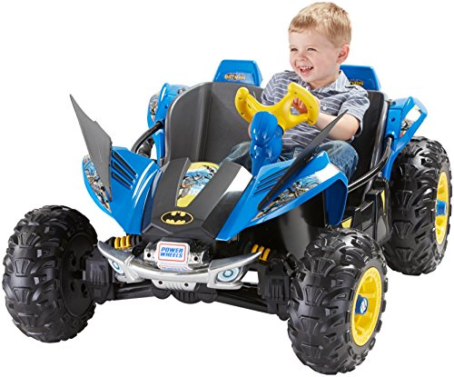 Fisher-Price Power Wheels Batman Dune Racer