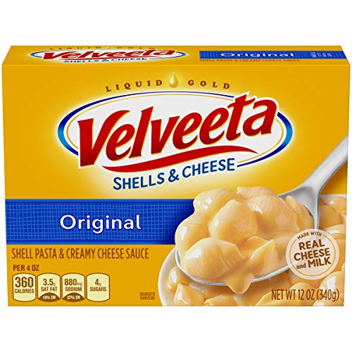 Velveeta Shells & Cheese Dinner (12 oz - Side Dishes Macaroni