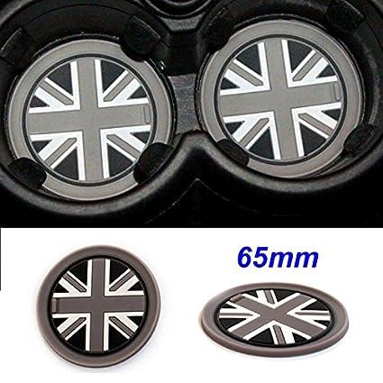 Centre Console Union Jack Black for Mini Cooper R55 Clubman R60 Countryman