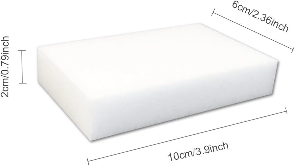 Esponja mágica Nidebeibao® para eliminar manchas y marcas, sin ...