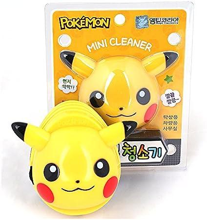 Monstruos de bolsillo Pokemon XY Mini portátil para aspiradoras vacío: Pikachu: Amazon.es: Hogar