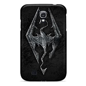 Fashionable Galaxy S4 Case Cover For The Elder Scrolls V Skyrim 9500 Protective Case