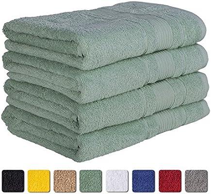 Premium calidad toallas de baño de toallas de mano toallitas | 100% algodón turco