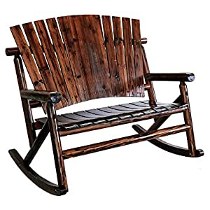 Leigh Country Char-log Double Rocker