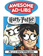 Awesome Ad-Libs Harry Potter Edition: An Ad-Lib Story Telling Game