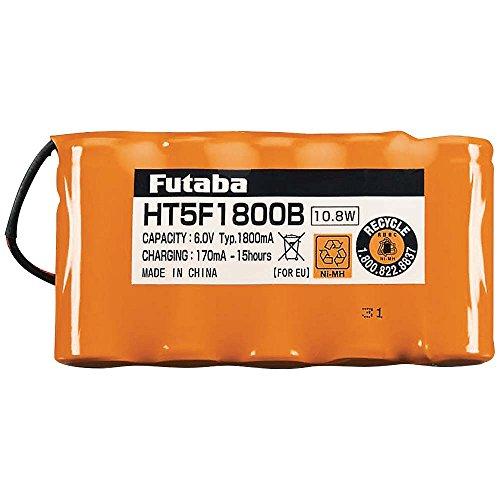 - Futaba NT5F1800B NiMH 14SG Transmitter Battery