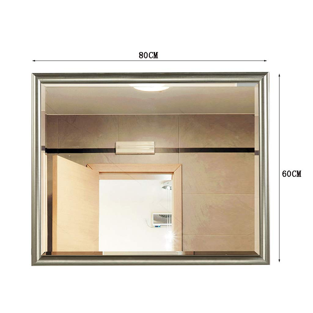 Colore : B ZI LING SHOP Specchio da Parete HD Specchio da ...