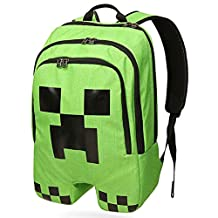 Silkoad Minecraft Creeper Backpack School Bag