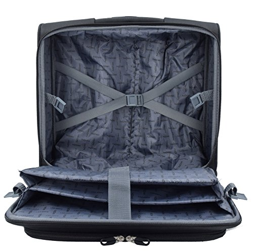 NOWI Cologne 2-Rollen Business Trolley 40 cm Laptopfach