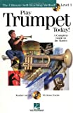 Play Trumpet Today!, Level 1, Hal Leonard Corporation Staff, 0634033301