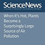 When It's Hot, Plants Become a Surprisingly Large Source of Air Pollution | Ashley Yeager