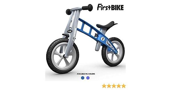 FirstBIKE - Bicicleta de Equilibrio sin Freno, Modelo básico ...