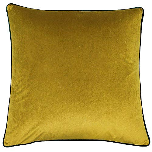 - Riva Paoletti Meridian Cushion Cover (22 x 22in) (Moss/Emerald)