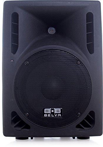 Belva 10-inch DJ Speaker 2-way Powered Professional PA Syste