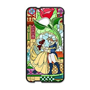 King and queen happy lover Cell Phone Case for HTC One M7