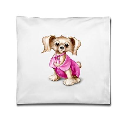 Cojín de cama para perro vestido tamaño queen flexible