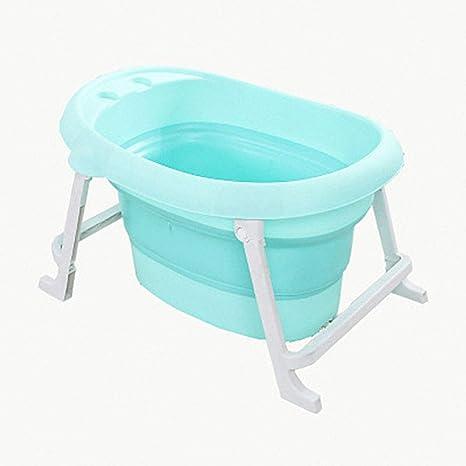 YUYAXBB Plegable Bañera Plegable para Bebés, Baño Bebe, Longitud ...