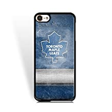 NHL-Ipod Touch 6th Generation Cases Toronto Maple Leafs for Women Vivid National Hockey League Case for Ipod Touch 6th Generation Hard Plastic