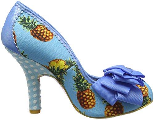 Multi Ascot Bout Femme Noir Blue Irregular Escarpins Bleu Fermé Choice zPa5Pqxwg