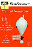 Complete FastFerment Wine Equipment Kit by Home Brew Ohio