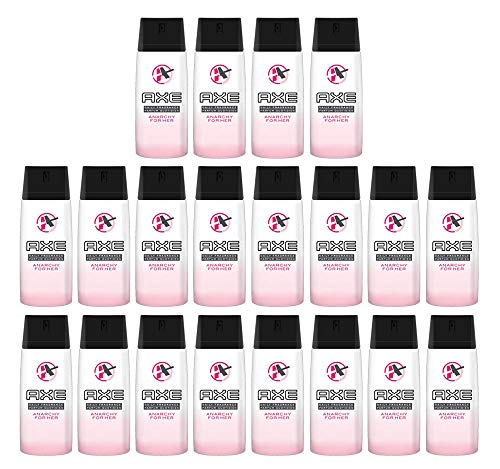 - Axe Deodorant Body Spray Anarchy For Her Womens Fragrance 150ml/5.07oz (20-Pack)