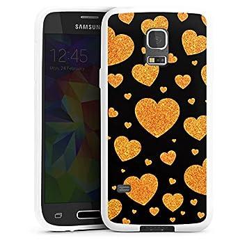 Carcasa Samsung Galaxy S2 Love Corazón, silicona, Silicone ...