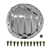 Yukon (YP C2-GM12P) Polished Aluminum Cover for GM 12-Bolt Car Differential