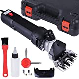Mandycng Electric Clipper Sheep Shears Goat Clippers 380W Farm Supplies Animal Fur Shave Grooming