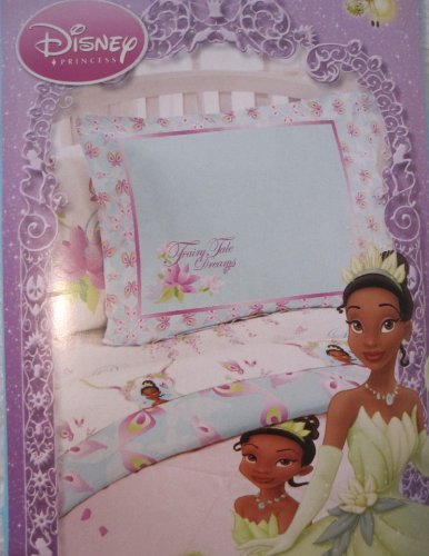 Buy Disney Princess and the Frog Pillow Sham – Fairy Tale Dreams