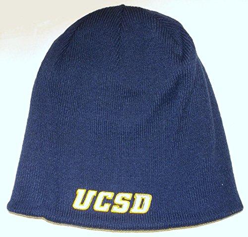 University Of California, San Diego Reversible Adidas Knit Hat - -