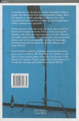 Secret Publicity Essays On Contemporary Artist - image 9