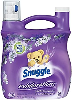 Snuggle Exhilarations Fabric Softener Liquid 96 Ounces