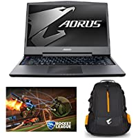 AORUS X3 Plus r7-KL3K4 Enthusiast (i7-7700HQ, 16GB RAM, 250GB NVMe SSD + 512GB NVMe SSD, NVIDIA GTX 1060 6GB, 13.9 QHD, Windows 10) VR Ready Gaming Notebook
