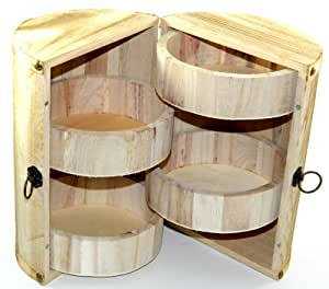 Design your own wood box barrel diy unfinished for Design your own wooden ring